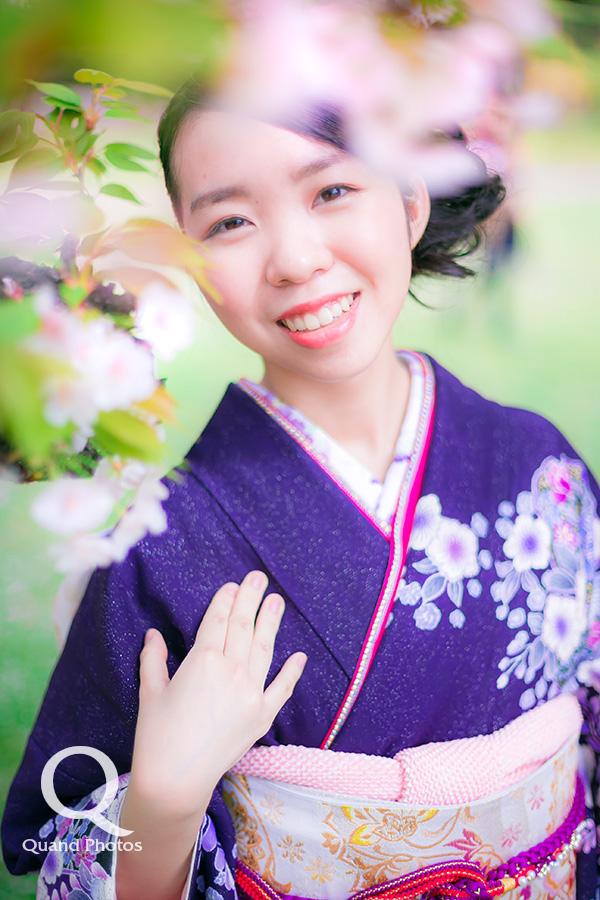 成人記念写真はQuand Photos